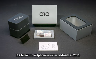 Transform Your Mobile Into The 3D Printer With OLO