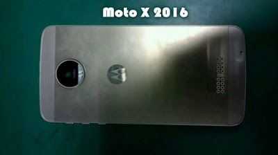 New Motorola Moto X 2016 With Metal Body