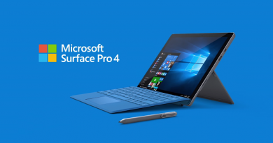 Microsoft Surface Pro 4 : Specification and Features