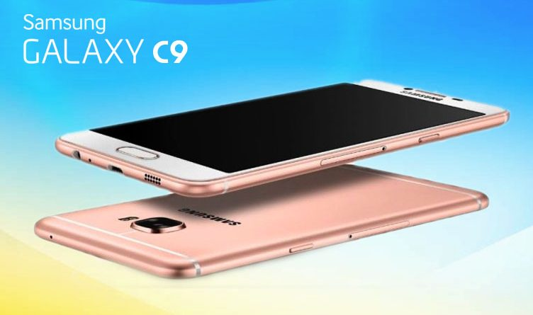 Samsung Galaxy C9 Reportedly Coming Soon