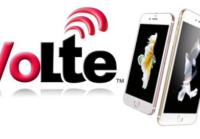 VoLTE is Voice over LTE