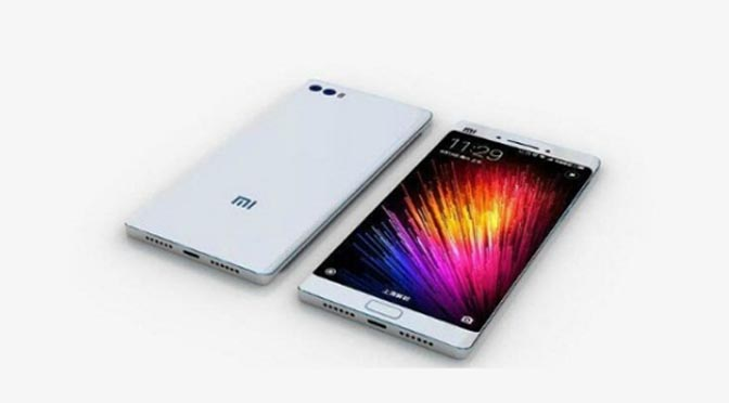 Xiaomi Mi Note 2 Leaks specification and Price