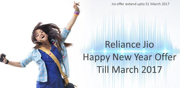 Jio Welcome Offer Is Migrating To Jio Happy New Year Offer