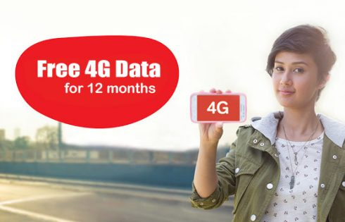 Free Airtel 4G Offer: Get 3GB Data Free Every Month by Switching to Airtel Family