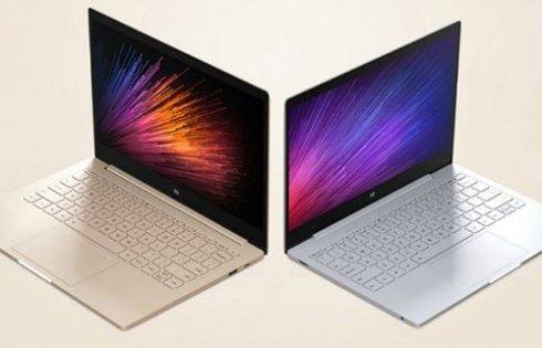 Xiaomi Mi Air 4G Laptop launching