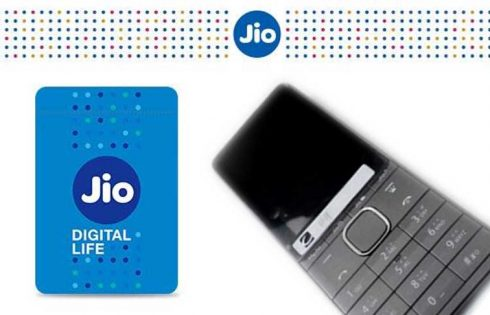 May Soon Launch Reliance Jio 4G Phone Feature Phone Price At Rs. 999 With VoLte