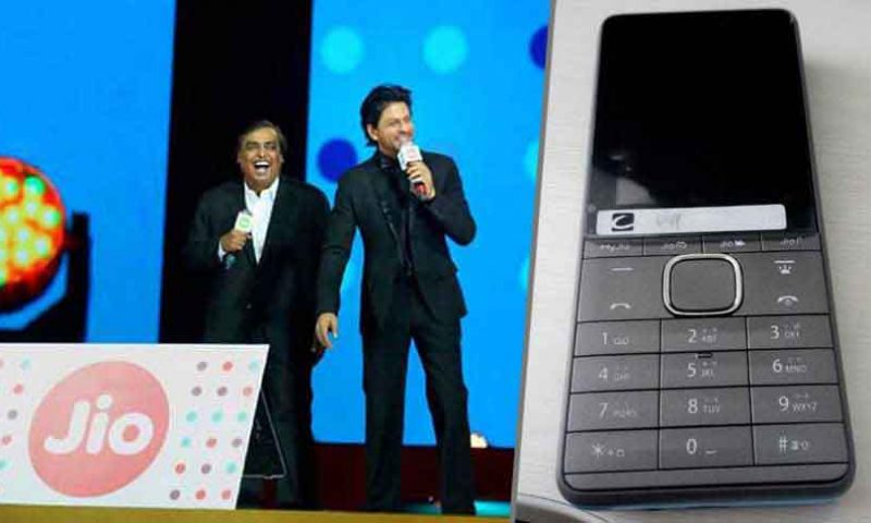 Reliance Jio 4G Phone is Coming to Blast the Market Soon Price At Rs 999
