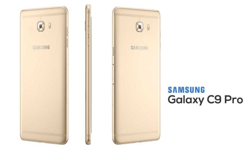 Samsung Galaxy C9 pro With Specification, Design and Release date in India