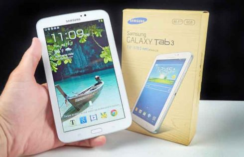 Samsung Galaxy Tab 3 is expecting to release on 26th Feb : Specifications, Price