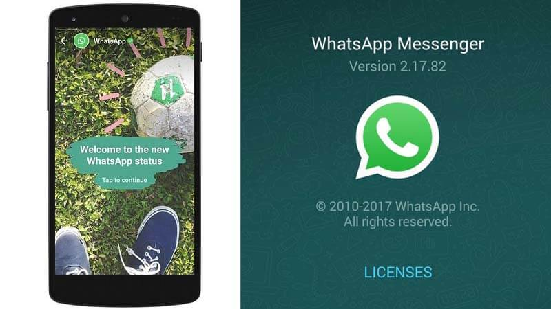 Whatsapp Status Update 2017 How To Use The Latest Feature