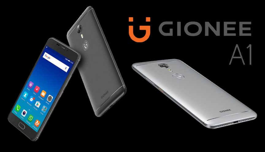 Gionee A1 Image