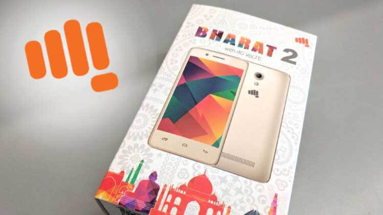 Micromax Bharat 2, Fetching Innovation In Low Budget Phones In Indian Market