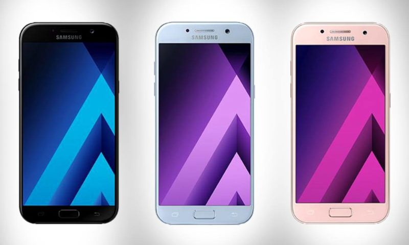 Samsung Galaxy A Series 2017 Has Launched : Specification, Price Revealed